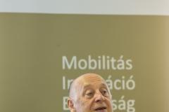 Gábor Gablini (President of MASSZSZ)