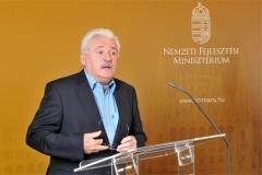 János Fónagy (Parliamentary State Secretary)